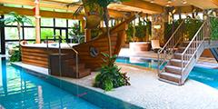 温水游泳池