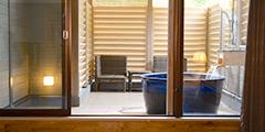 客房(3种房型):2楼、3楼 『森林露天浴池』