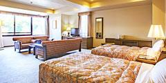 高级双床房:3~8楼