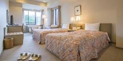 標準雙床房: 2樓,4~7樓