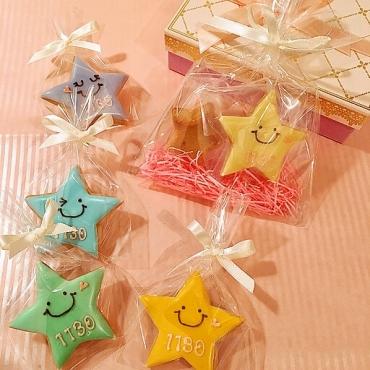 「星のお菓子」イメージ